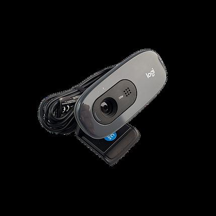 Веб-камера Logitech C270 HD Webcam Simple 720p video calls Black Витрина, фото 2