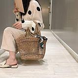 Соломенная сумка Chachacha, фото 3