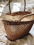 Соломенная сумка Chachacha, фото 5