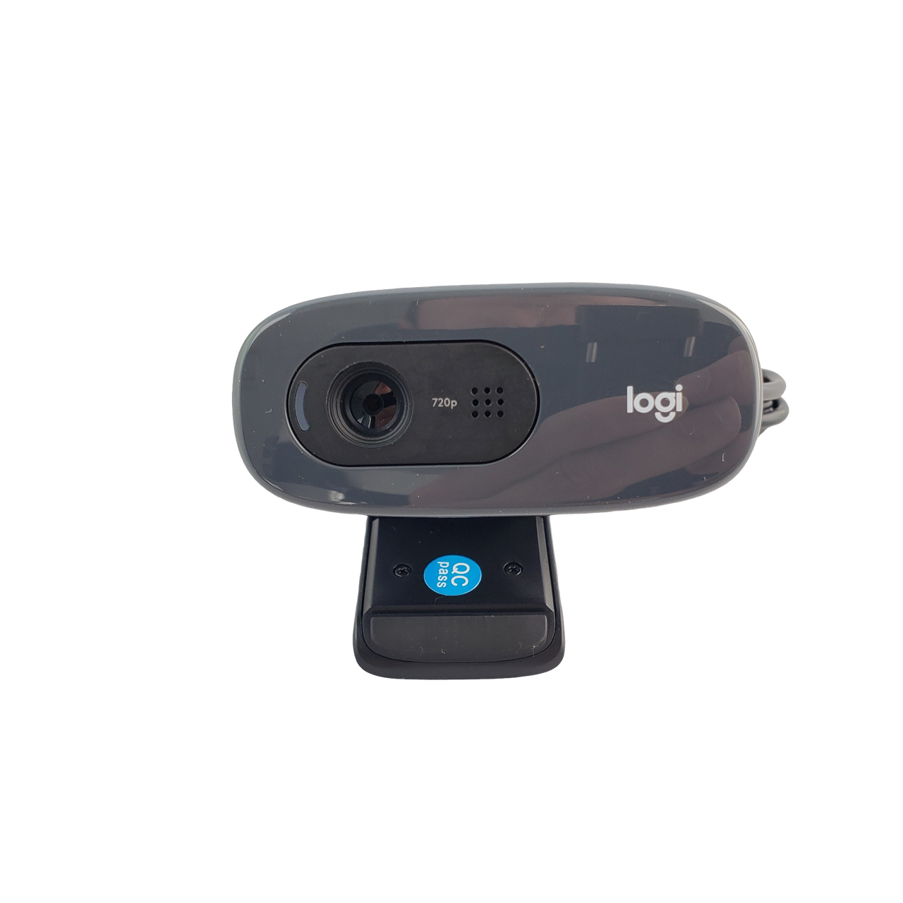 Веб-камера Logitech C270 HD Webcam Simple 720p video calls Black Уценка