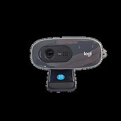 Веб-камера Logitech C270 HD Webcam Simple 720p video calls Black Уценка