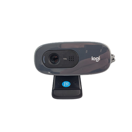 Веб-камера Logitech C270 HD Webcam Simple 720p video calls Black Уценка, фото 2