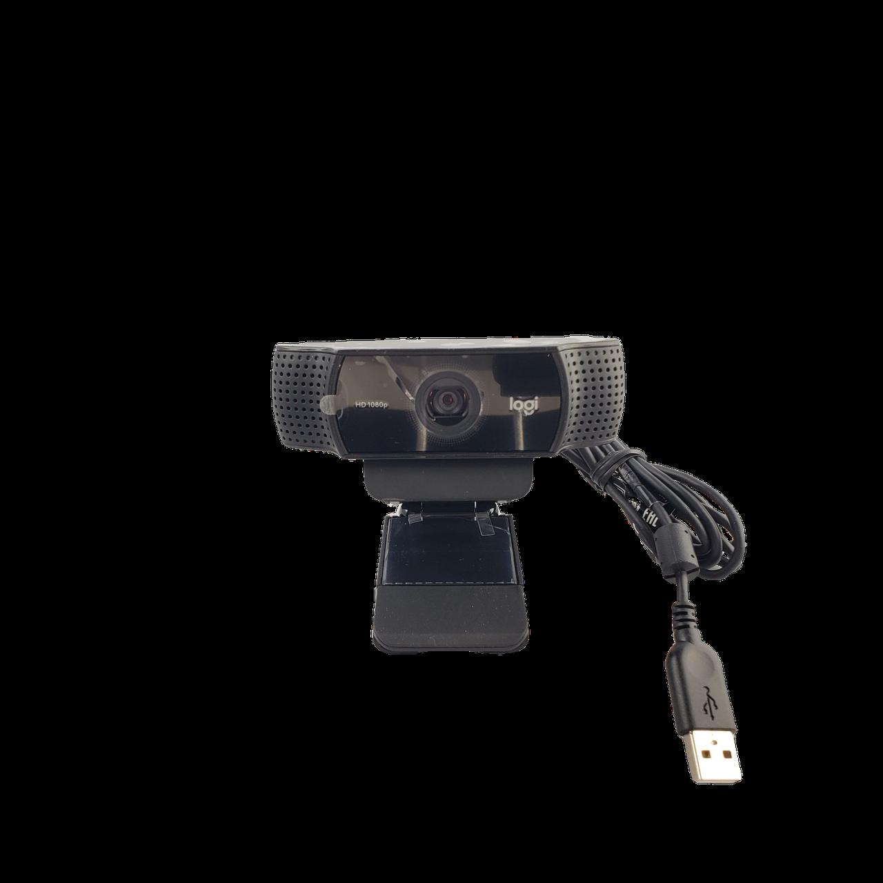 Веб-камера Logitech C922x Pro Stream Webcam Black Витрина