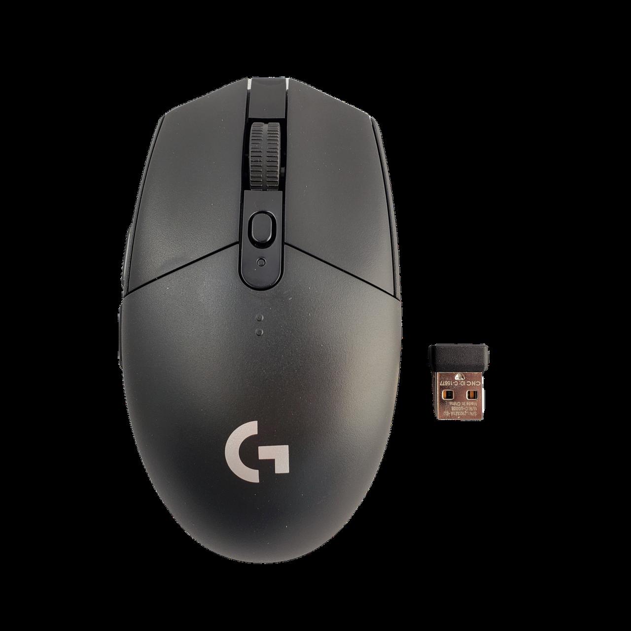 Мышь Logitech G305 Lightspeed Wireless Gaming Mouse Black Витрина