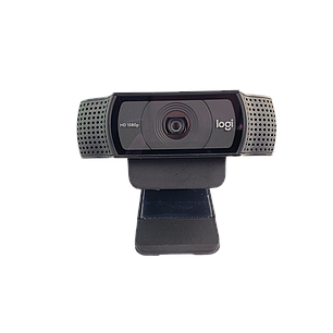 Веб-камера Logitech C920 HD Pro Webcam Full 1080p high definition Black Витрина, фото 2