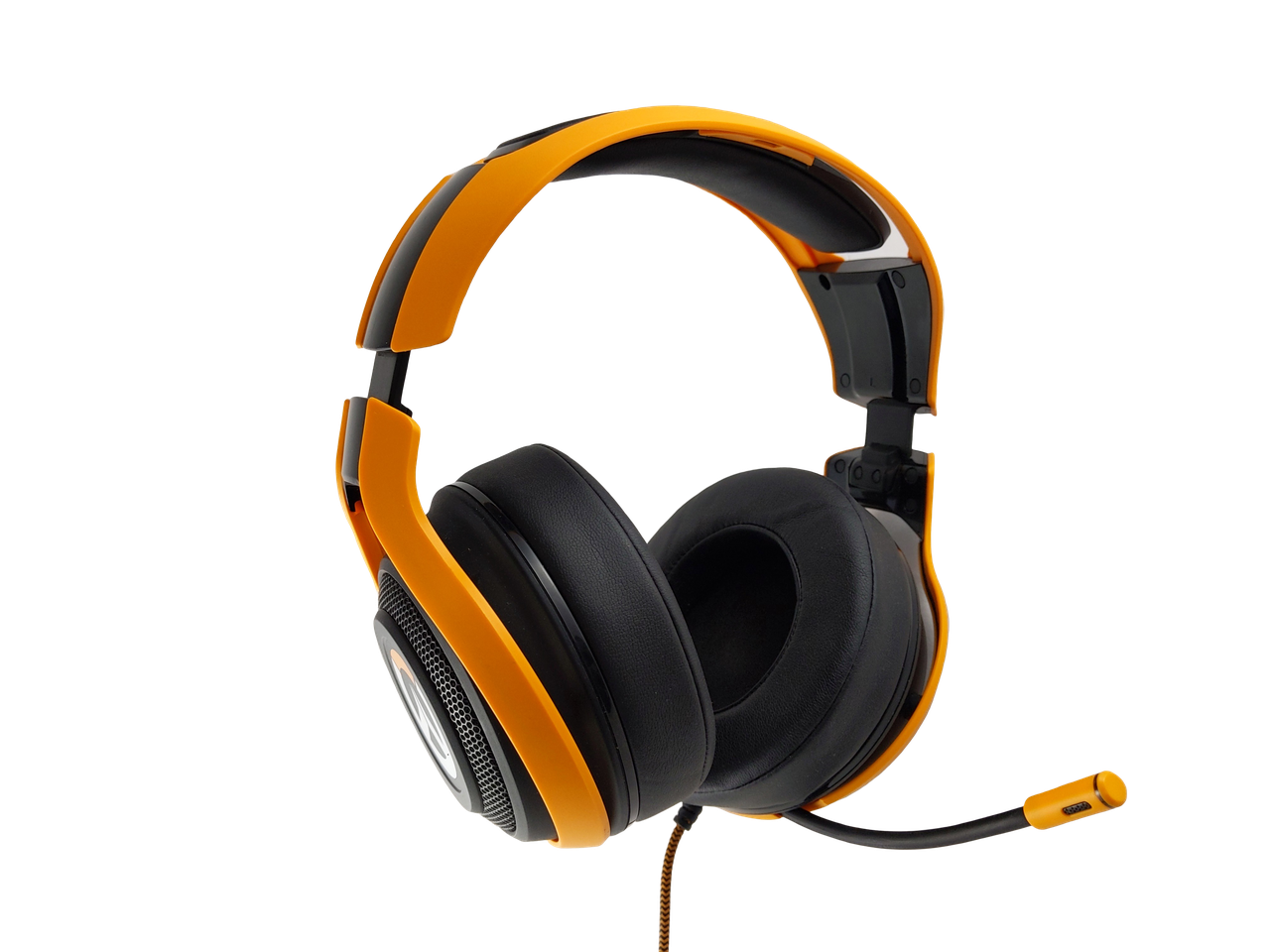 Наушники Razer Man O'War Overwatch Edition (RZ04-01920100-R3M1) Yellow Витрина