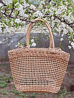 Соломенная сумка Chachacha