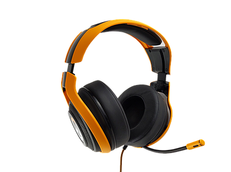 Наушники Razer Man O'War Overwatch Edition (RZ04-01920100-R3M1) Yellow Уценка, фото 2