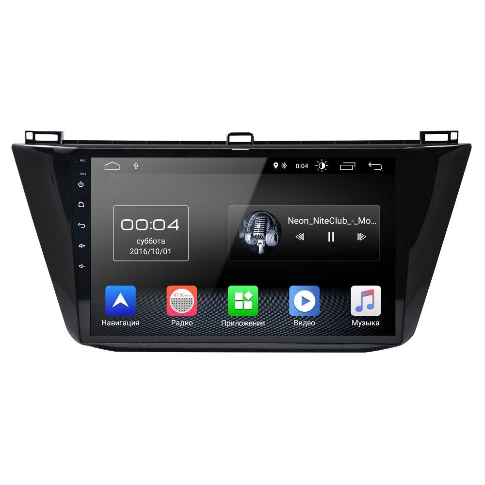 Штатная автомагнитола AudioSources T150-870 для (VW Tiguan 2016+)