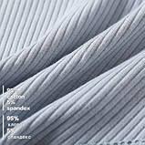 Женские трусы из хлопка XXL (52 размер) - 3шт. 95% cotton, 5% elastan, фото 4