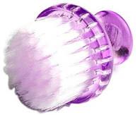 Сметка щетка для маникюра для пыли - Щетка для удаления пыли с ногтей круглая - Маникюрная щетка-сметка