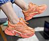 Женские кроссовки Strike 205 Orange 205W39NYC Кельвин Кляйн Келвин Клайн Страйк оранжевые, фото 2