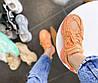 Женские кроссовки Strike 205 Orange 205W39NYC Кельвин Кляйн Келвин Клайн Страйк оранжевые, фото 5