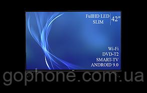 """Телевизор Bravis 42"""" Smart-TV/Full HD/DVB-T2/USB Android 9.0, фото 3"""