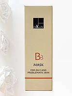 Лечебная маска для жирной и проблемной кожи B3 Mask For Oily And Problematic Skin Dr. Kadir 75 мл