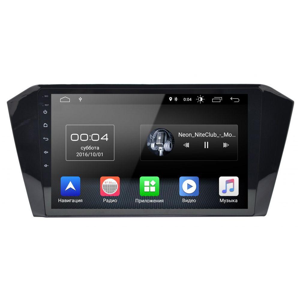 Штатная автомагнитола AudioSources T150-880 (VW Passat 2015+)