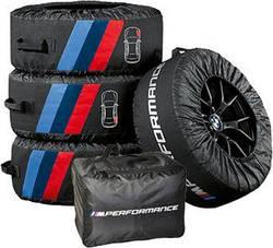 Комплект чохлів для коліс BMW M Performance Wheel Bag, артикул 36132461758