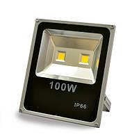 Светодиодный прожектор LED 100Вт 8540Лм, IP66, фото 1