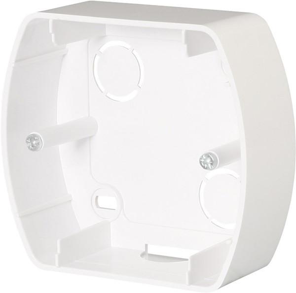 Коробка монтажная одинарная 1 пост RTH-1 белая Karlik