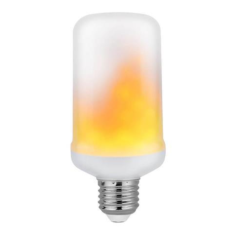 """Лампа пламя SMD LED """"FIREFLUX""""  5W 1500К E27"""
