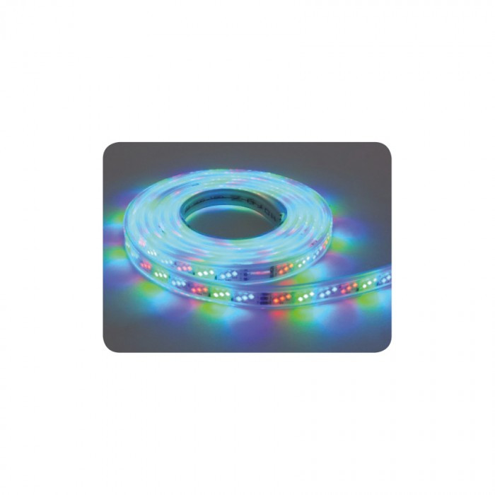 """Лента светодиодная   """"GANJ/RGB"""" (220-240V) влагозащищенная цена указана за 1м"""