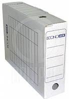 Бокс архивный Economix 80 мм