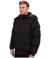 Куртка мужская зимняя u.s.polo. Оригинал
