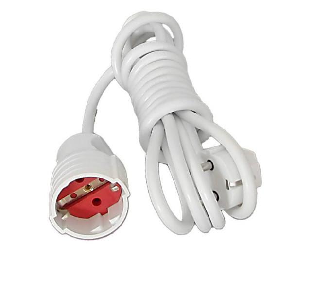 Удлинитель кабеля 3 М из заземлением