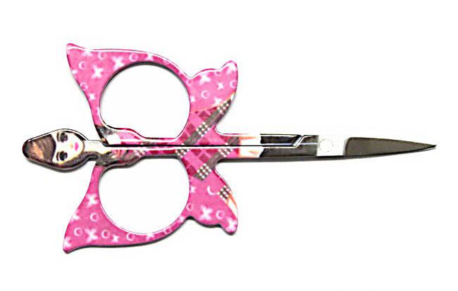 Ножницы с ручками в виде бабочек, фото 2