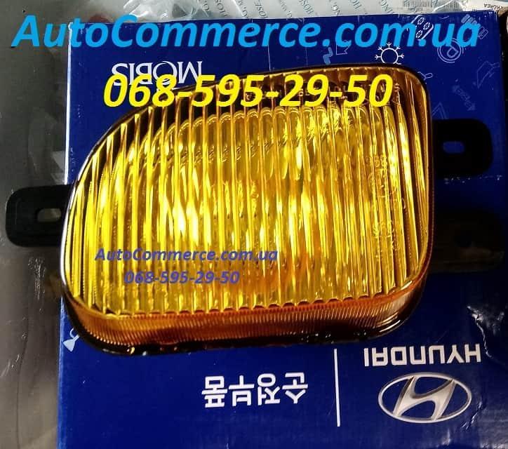 Фара противотуманная левая Hyundai HD65, HD72, HD78 Хюндай HD (922015H000)