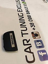 BRABUS steering wheel trim for Mercedes AMG GT 63S X290