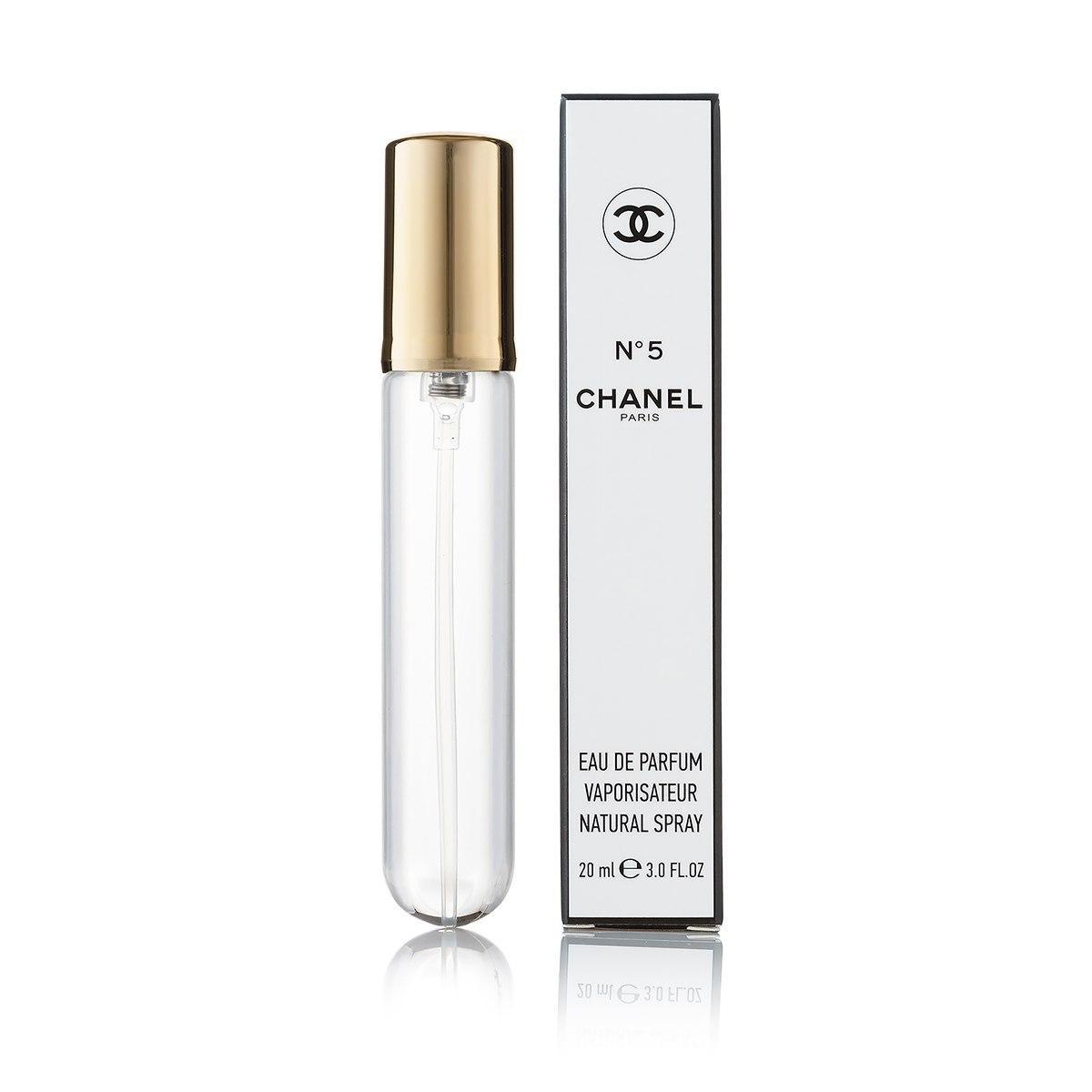 20 мл мини парфюм спрей Chan. № 5 - (Ж)