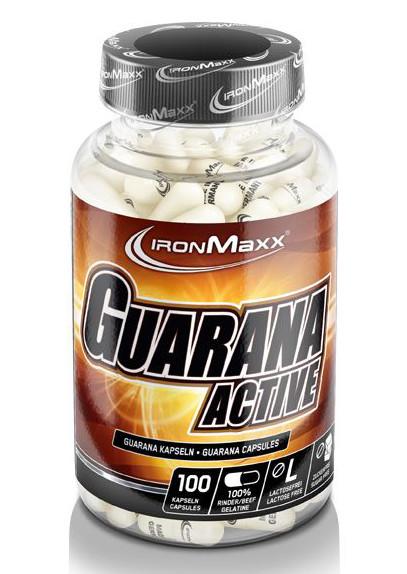 Гуарана IronMaxx Guarana Active 100 caps