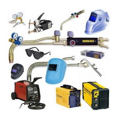 Витратні матеріали для зварювального обладнання