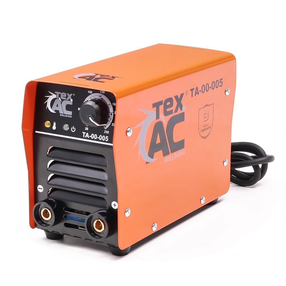 Инвертор сварочный Tex.AC TA-00-005K