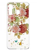 Чехол Deep Shine Flowers Case Rose для Xiaomi Redmi 8 (ксиоми редми 8)