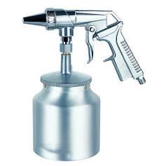 Пистолеты для распыления, пневматические нагнетатели и баки