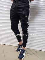 Спортивные мужские штаны Adidas с манжетом