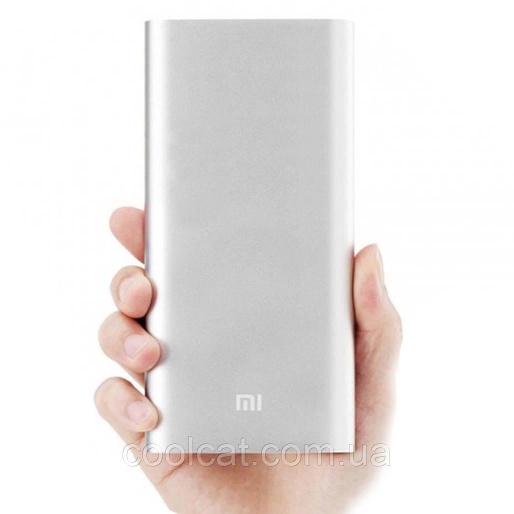 Power Bank 20800 mAh + Фонарик в Подарок! Xiaomi зарядное устройство / Павербанк