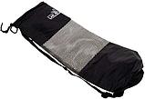 Коврик World Sport для йоги и фитнеса TPE, пробка 183х61 см ,чехол в подарок, фото 6