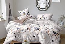 Полуторный постельный комплект - Звездный салют