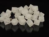 """Бусы из сахарного кварца """"кубик"""", фото 3"""