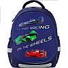 Рюкзак ортопедический Kite Education 700 Fast cars, для мальчиков, синий K20-700M(2p)-4, фото 9