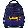 Рюкзак ортопедический Kite Education 700 Fast cars, для мальчиков, синий K20-700M(2p)-4, фото 10