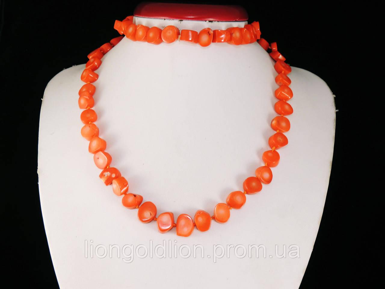 "Набор из коралла, ""комфорт"" оранжевый"