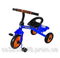 Детский трехколесный велосипед Tilly Trike T-315 Синий