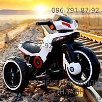 Детский электромобиль Мотоцикл &quot,BMW X-116&quot, (LED) дитячий електромобіль