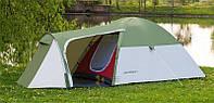 Палатка 4-х місна Presto Acamper MONSUN 4 PRO - 3500мм. H2О - 4,1