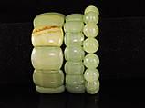 Браслет из Оникса на резинке,шар 12мм, фото 3