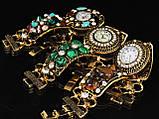 Часы с малахитом, фото 4